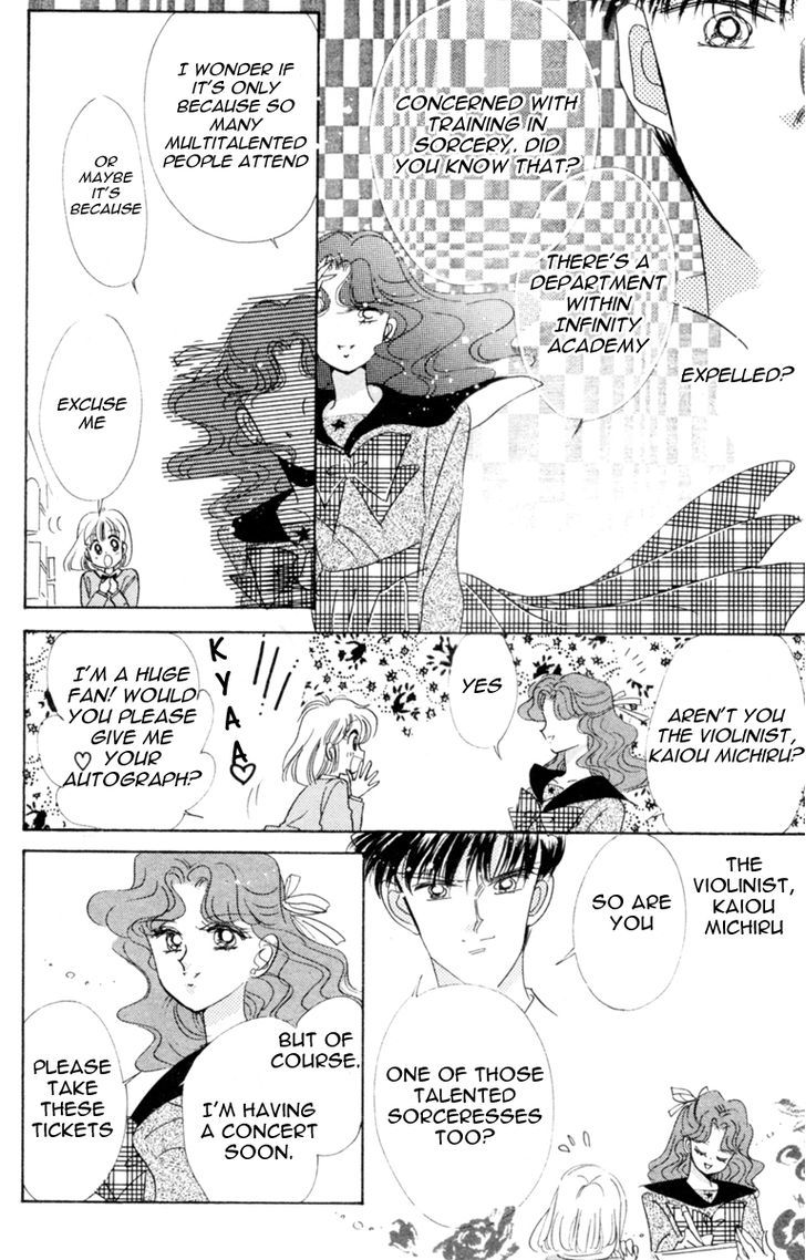Sailor Moon, Cahpter 28 image 029