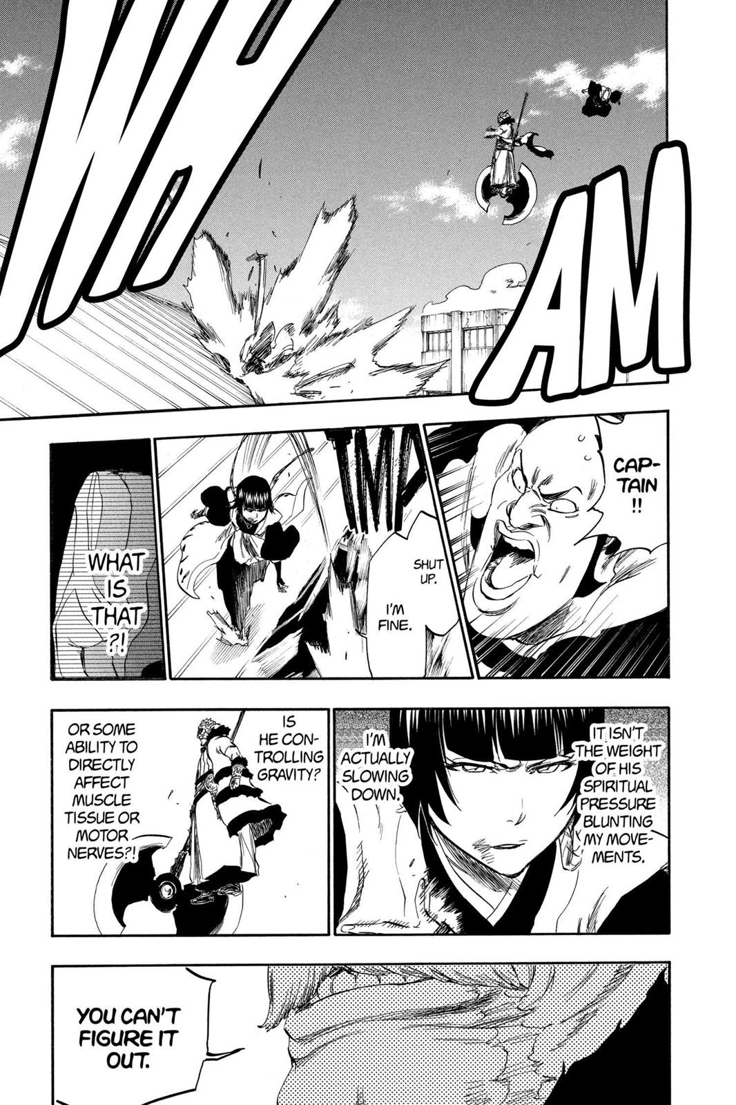 Bleach, Chapter 356 image 013