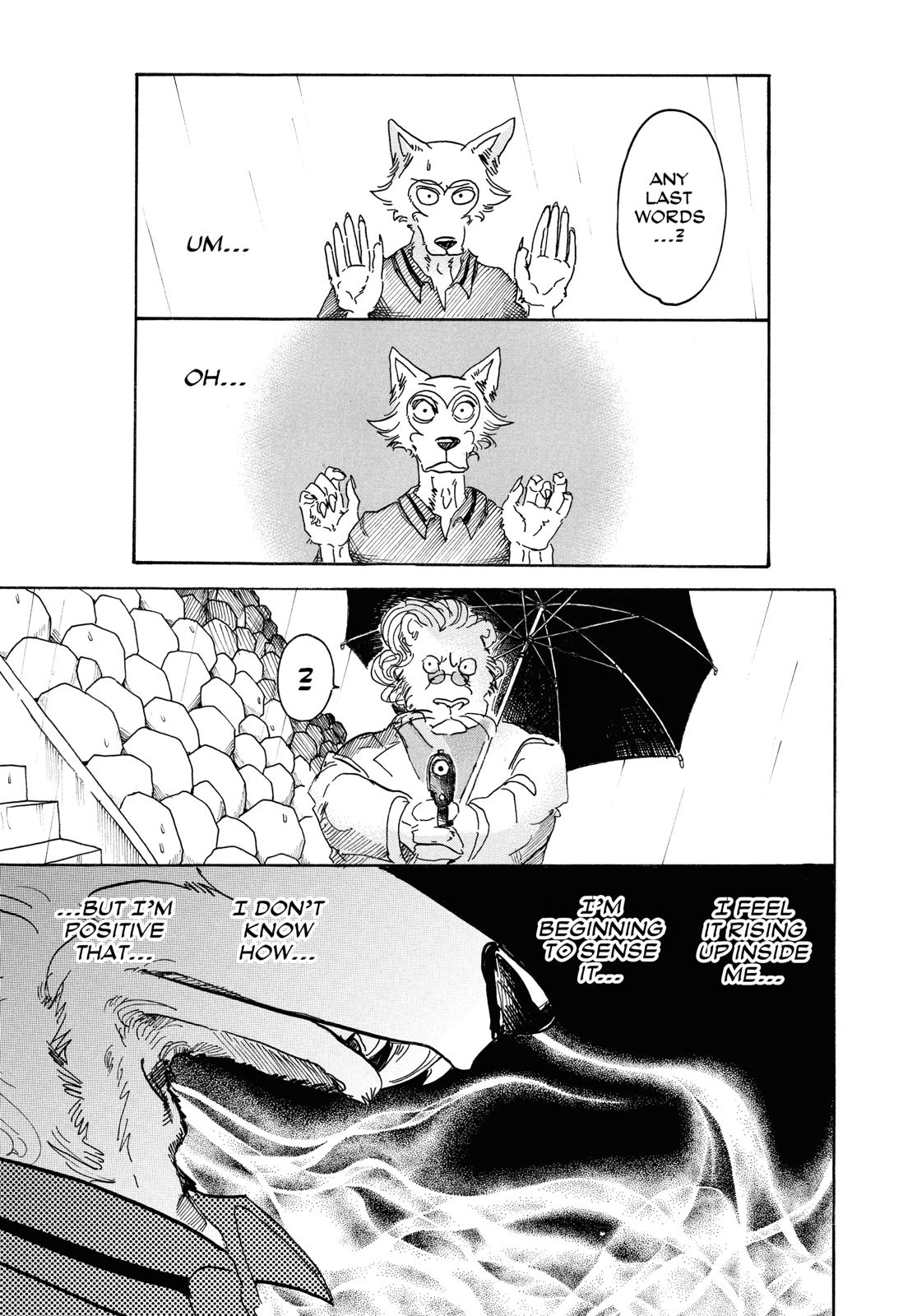 Beastars Manga, Chapter 39 image 005