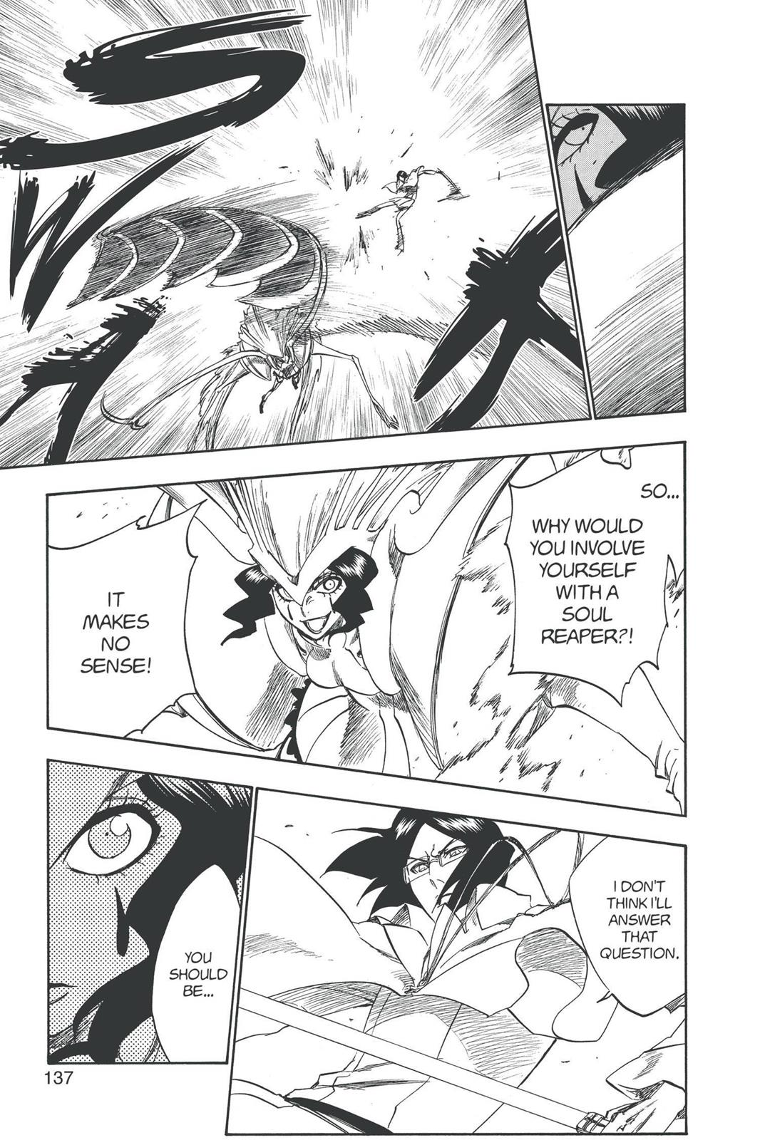 Bleach, Chapter 258 image 007