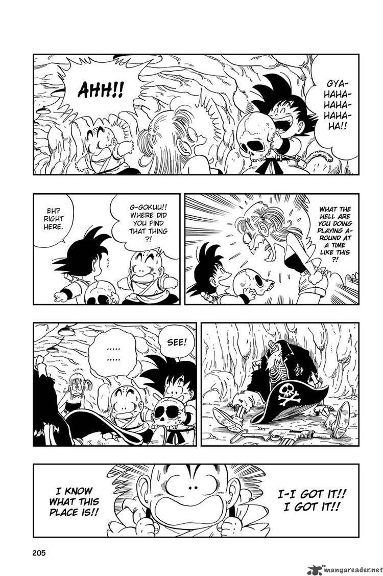 Dragon Ball, Chapter 74 image 004