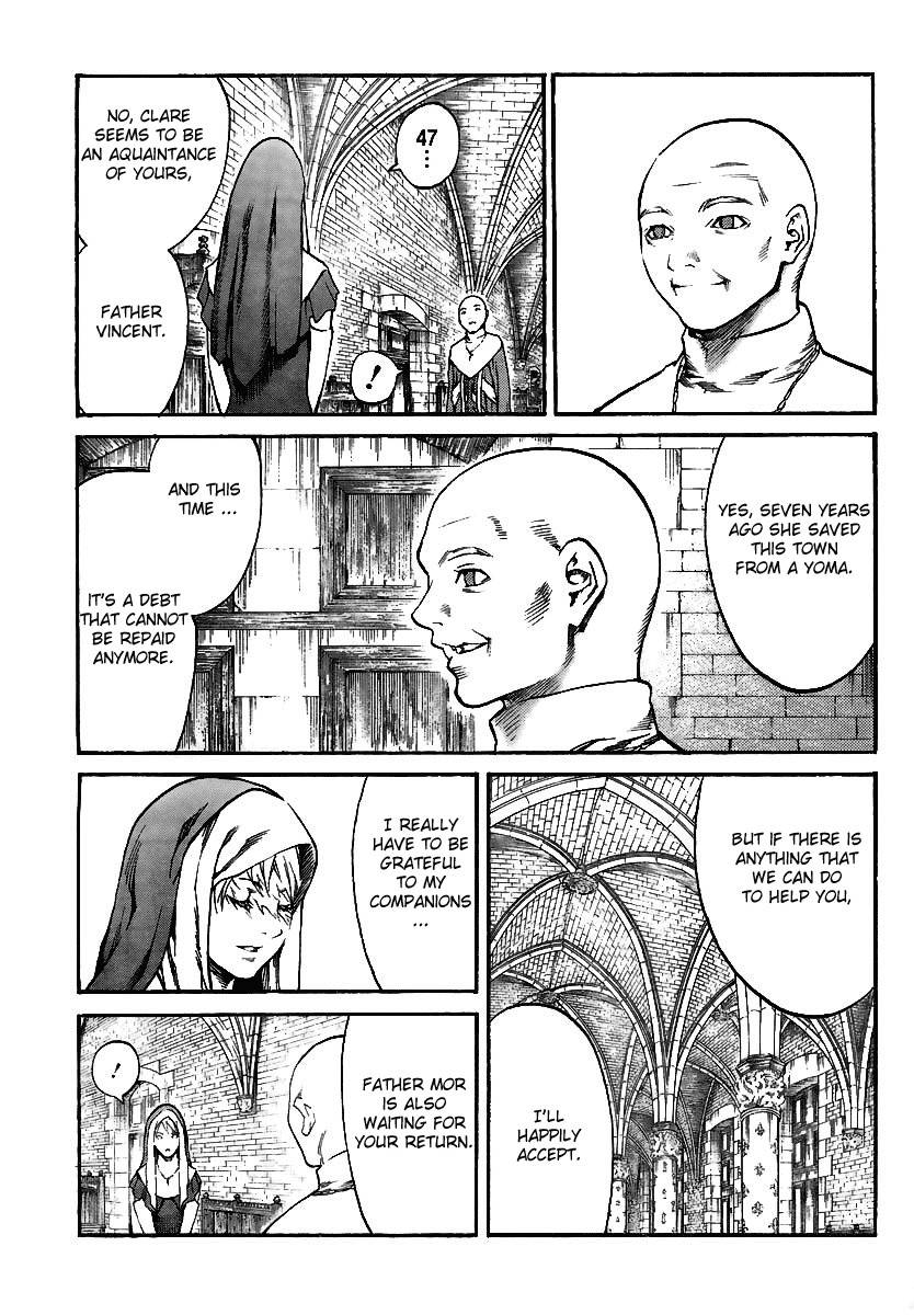 Claymore, Chapter 82 image 012