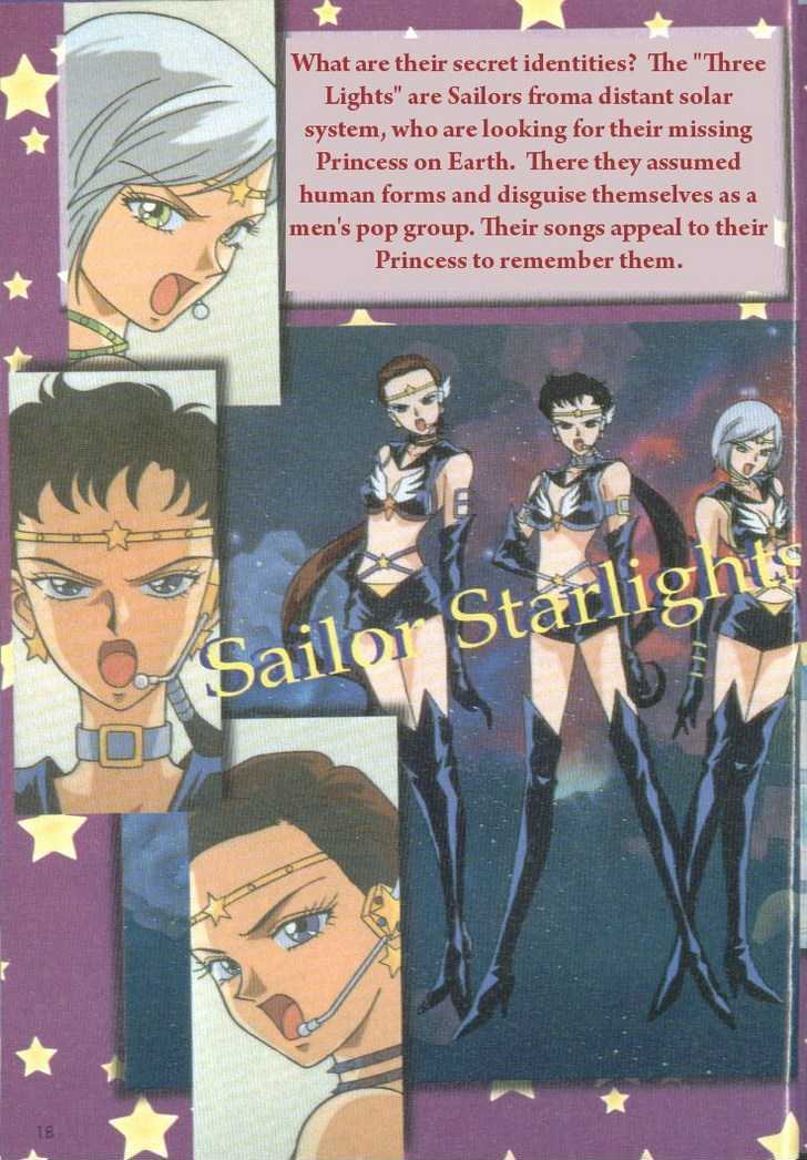 Sailor Moon, Cahpter 18 image 018