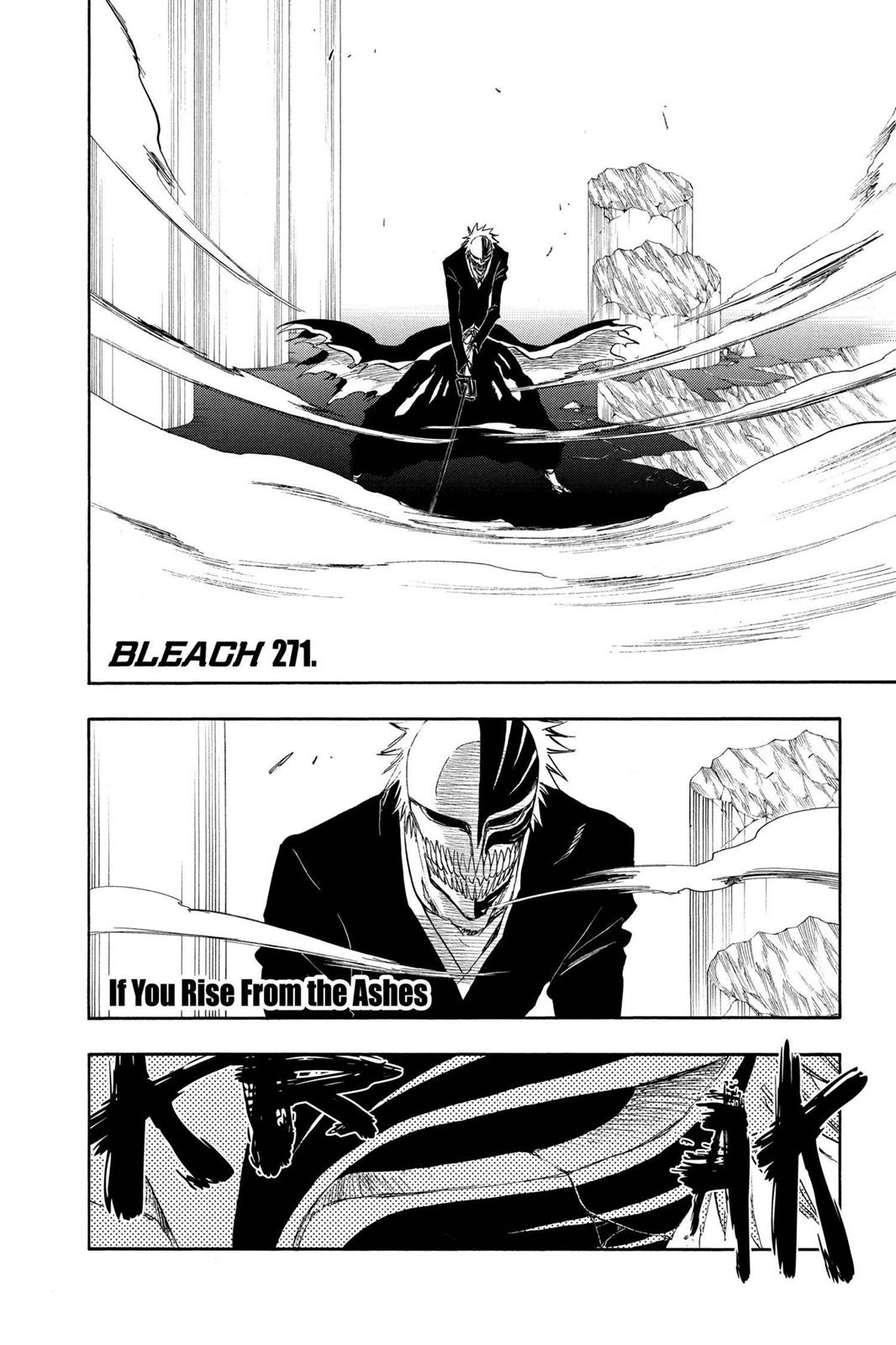 Bleach, Chapter 271 image 002