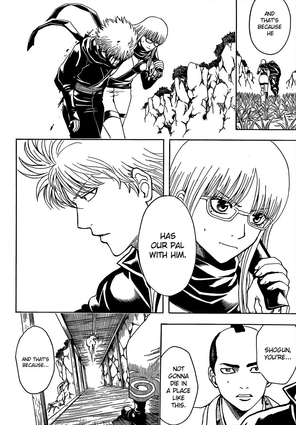Gintama Chapter, 510 image 008