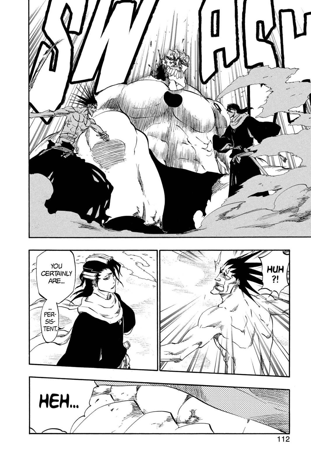 Bleach, Chapter 383 image 002