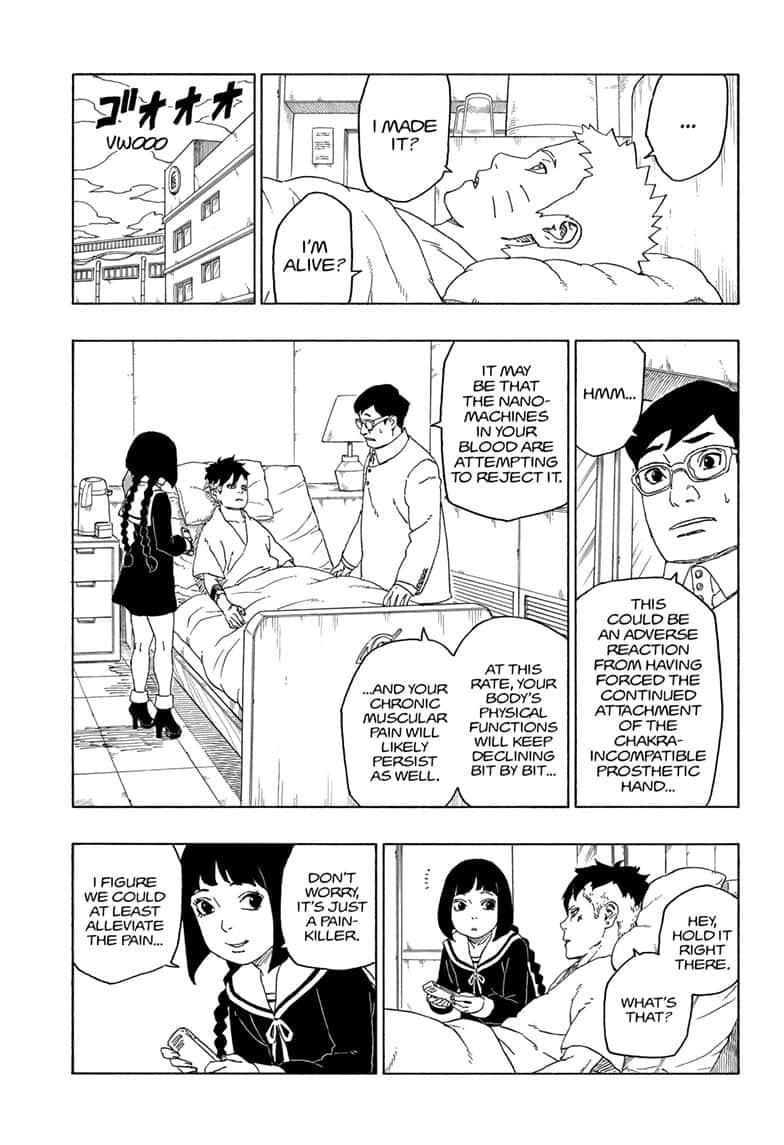 Boruto Manga, Chapter 44 image 003