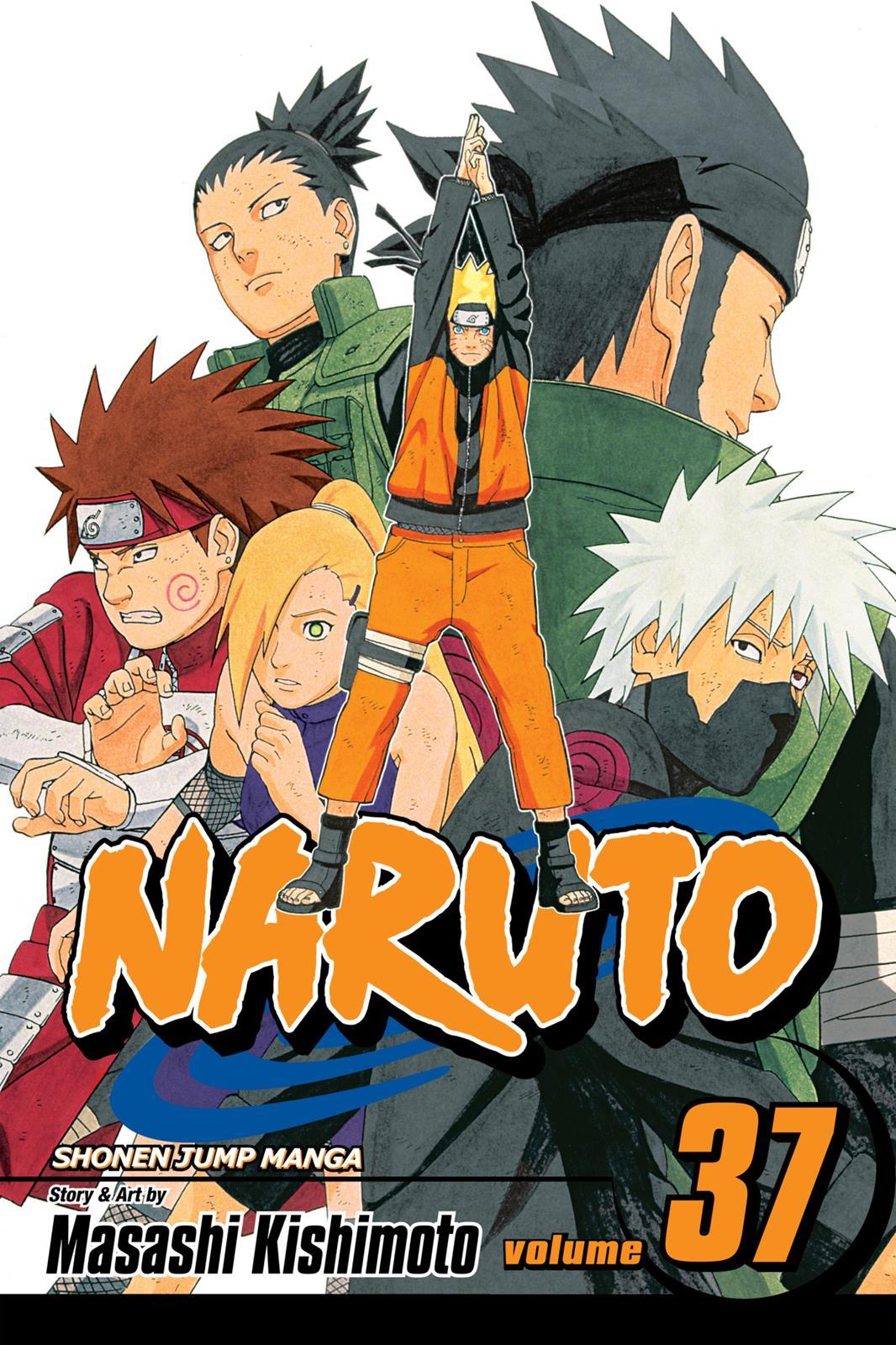 Naruto, Chapter 330 image 001