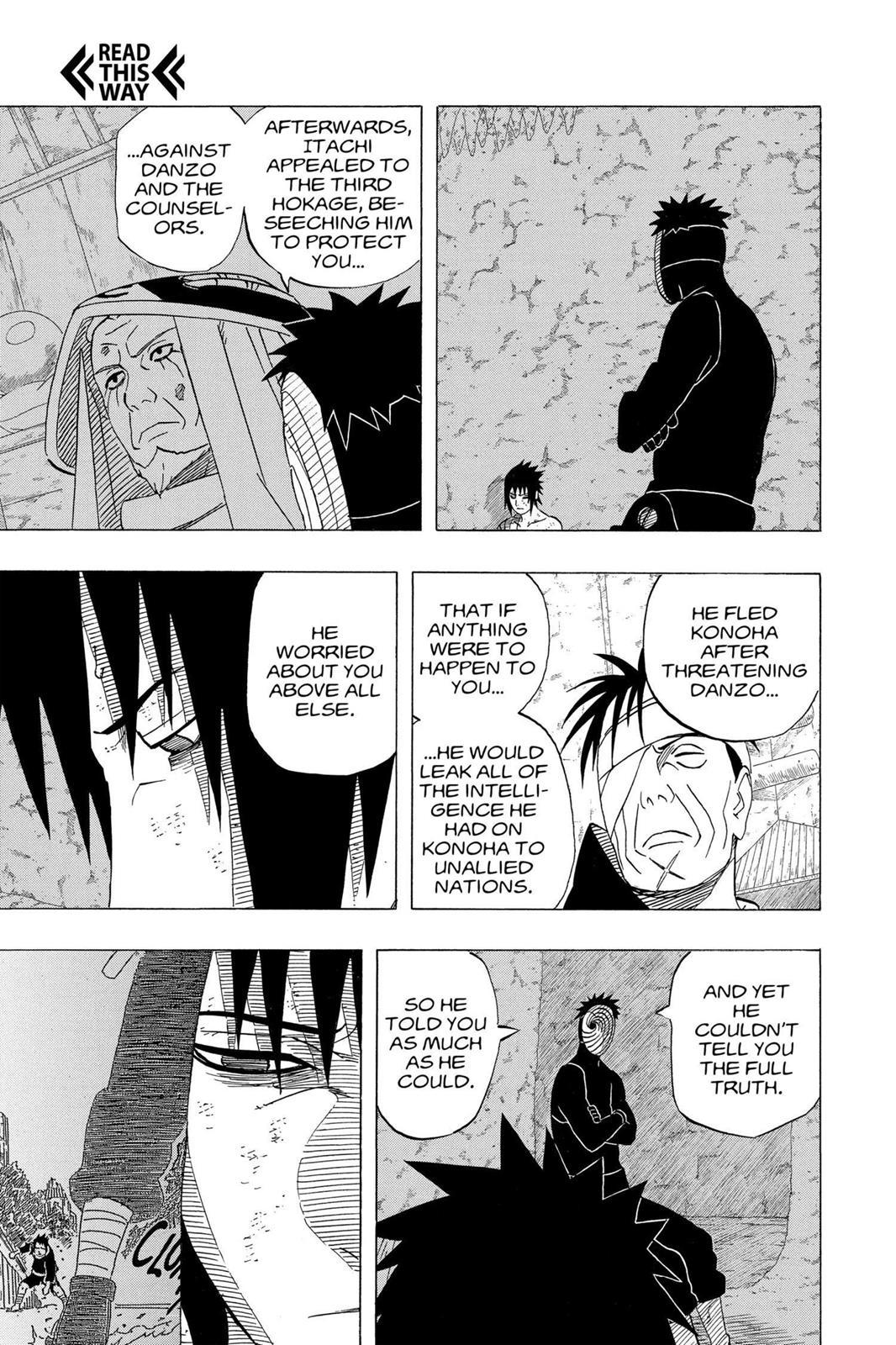 Naruto, Chapter 400 image 013