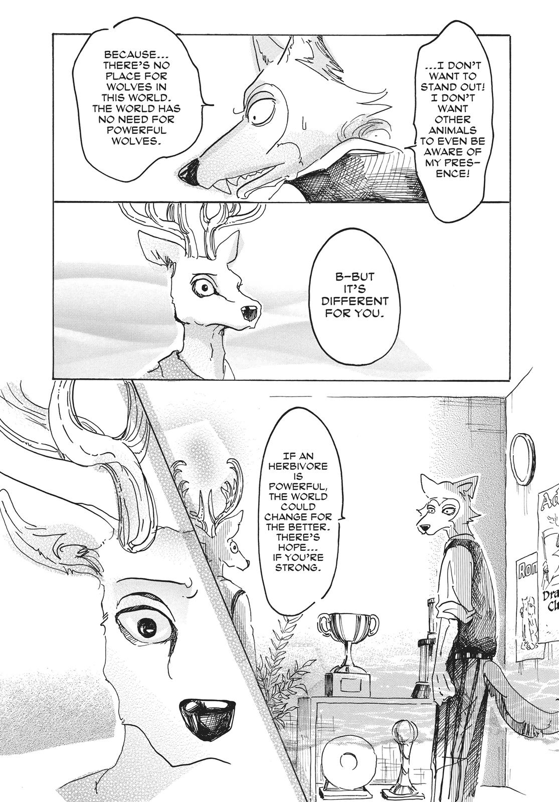 Beastars Manga, Chapter 11 image 018