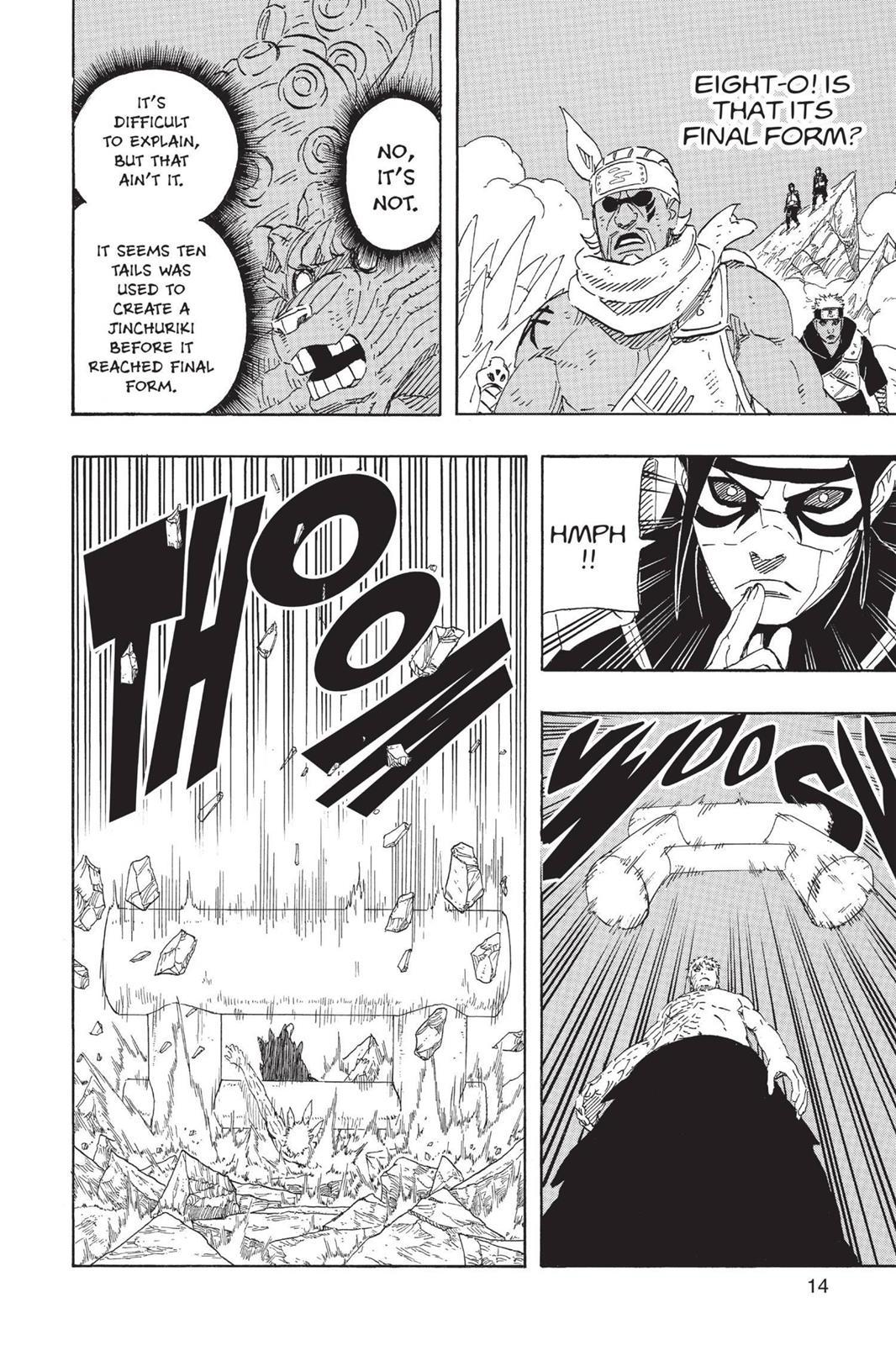 Naruto, Chapter 638 image 015