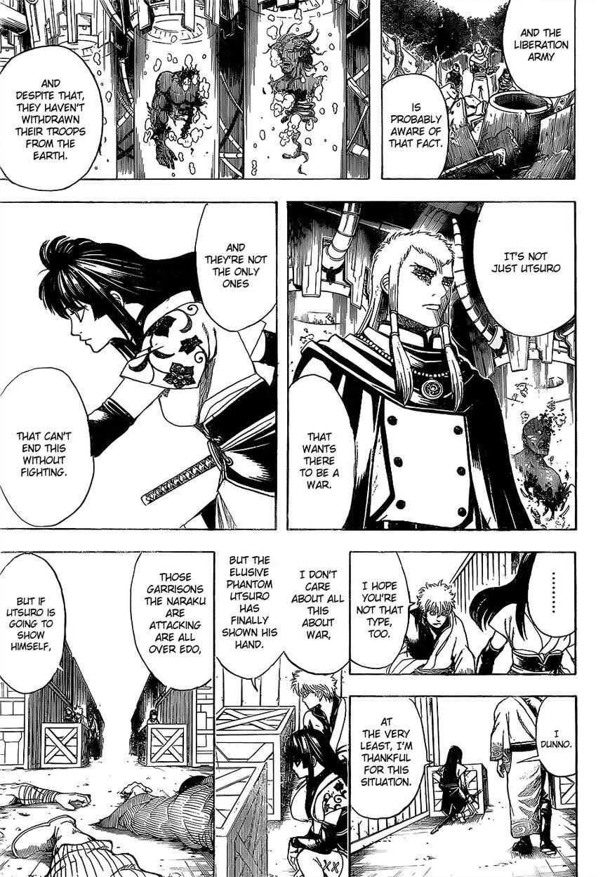 Gintama Chapter, 603 image 005