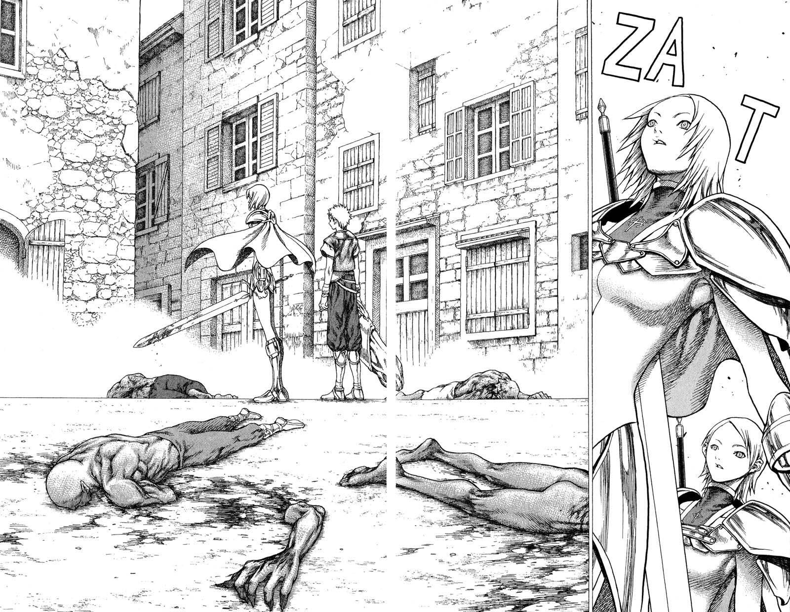 Claymore, Chapter 25 image 005
