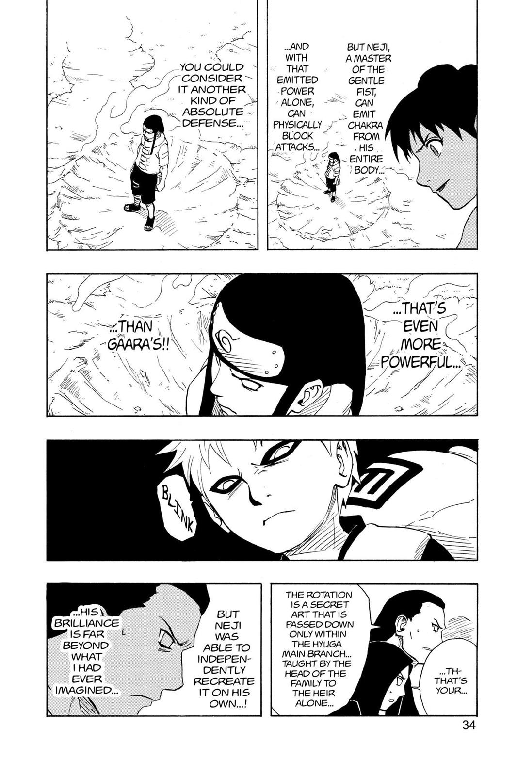 Naruto, Chapter 101 image 007