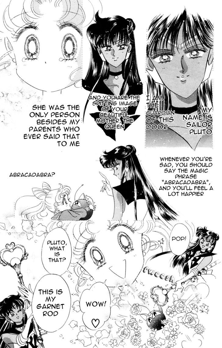 Sailor Moon, Cahpter 21 image 046
