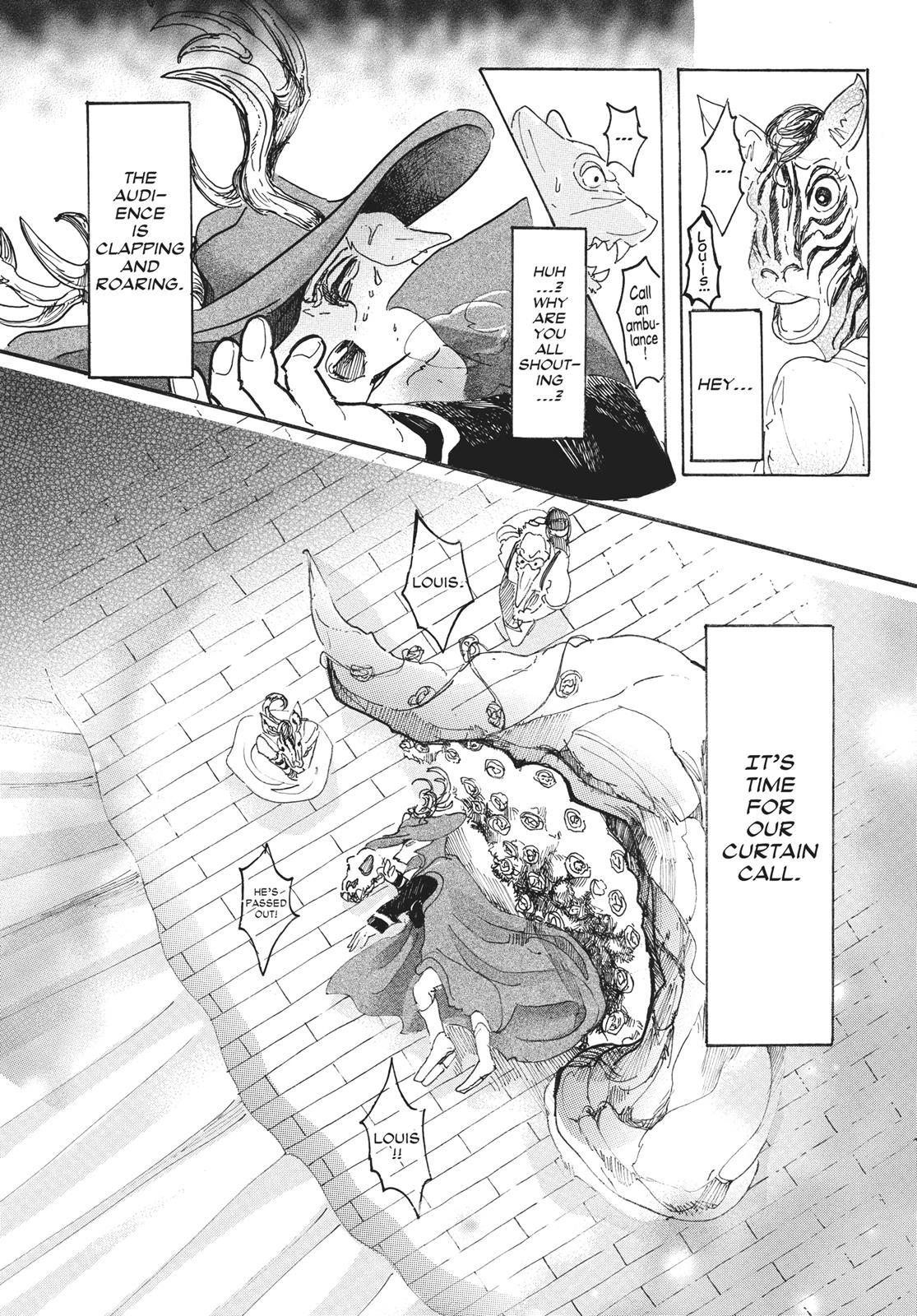 Beastars Manga, Chapter 12 image 019
