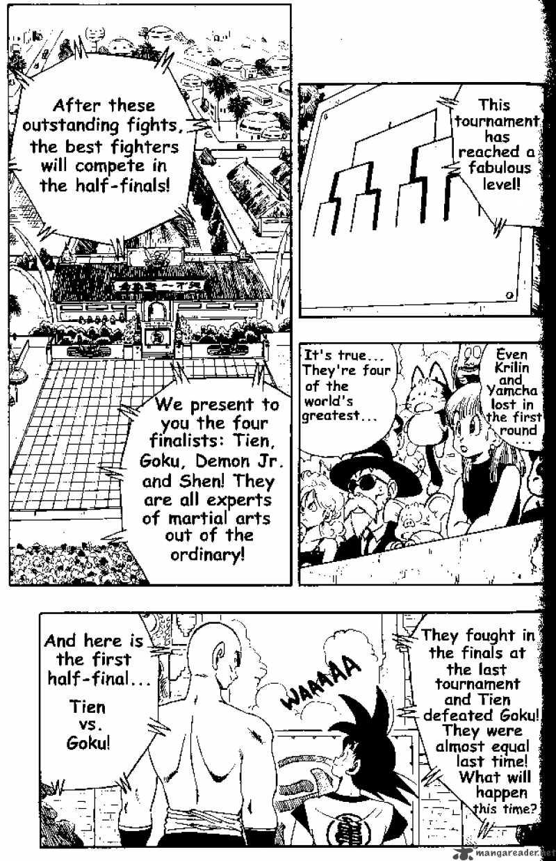 Dragon Ball, Chapter 176 image 001