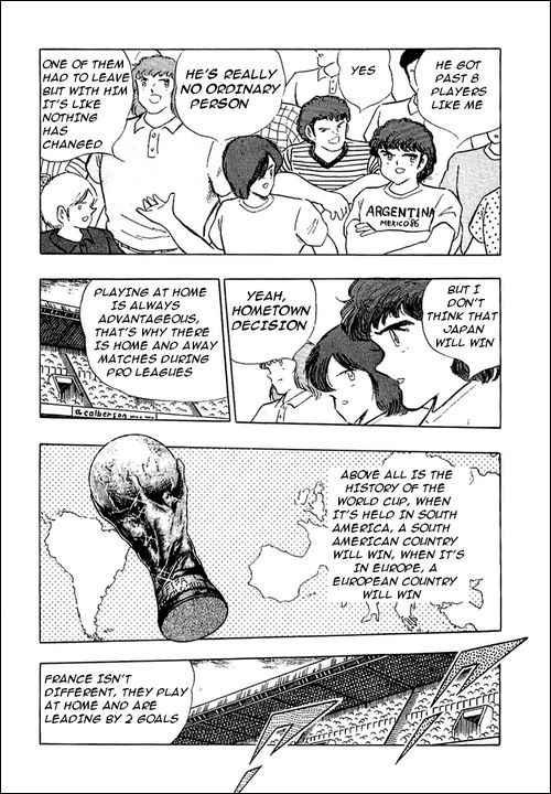 Captain Tsubasa, Chapter 99 image 061