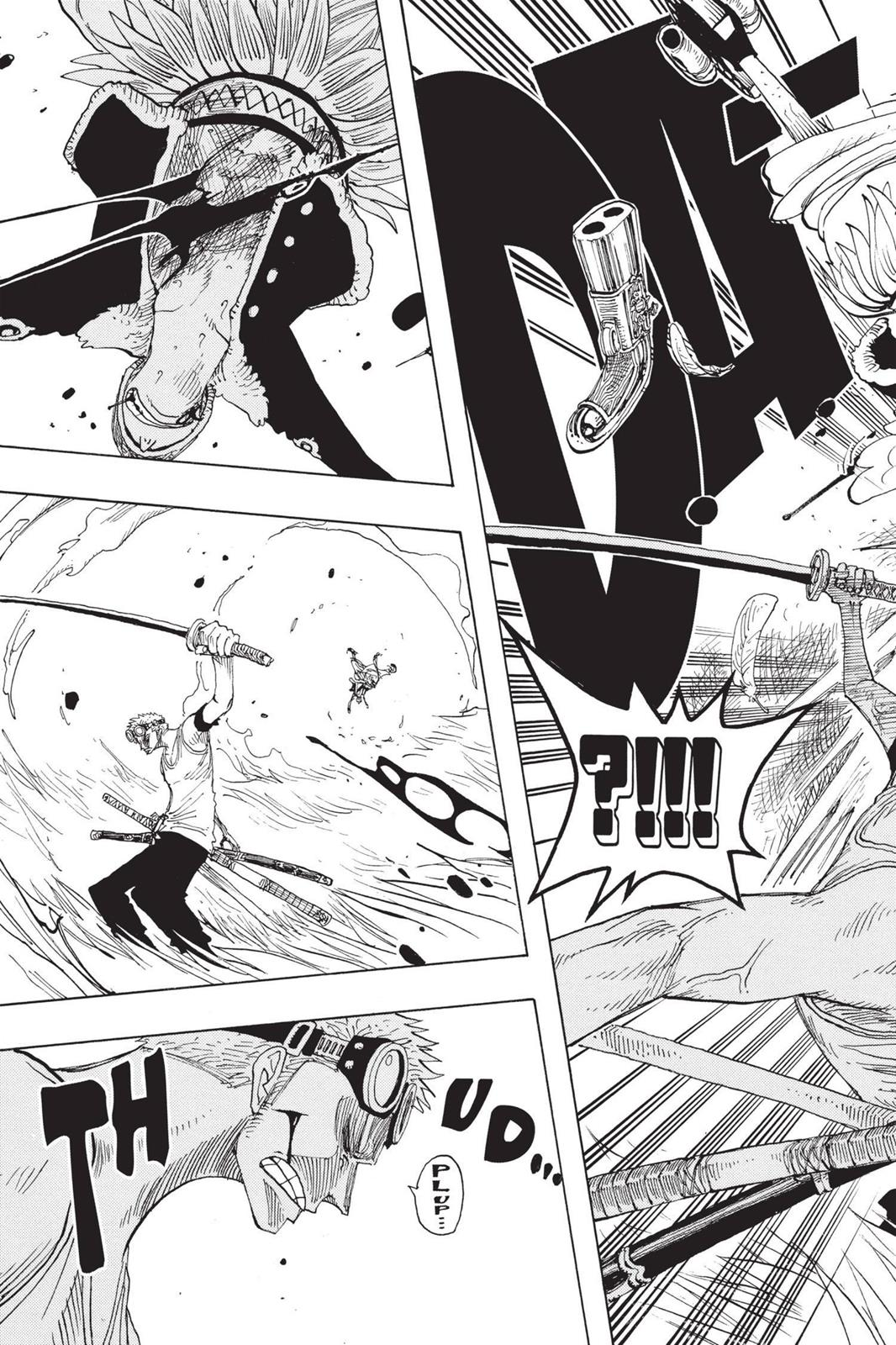 One Piece, Chapter 259 image 015