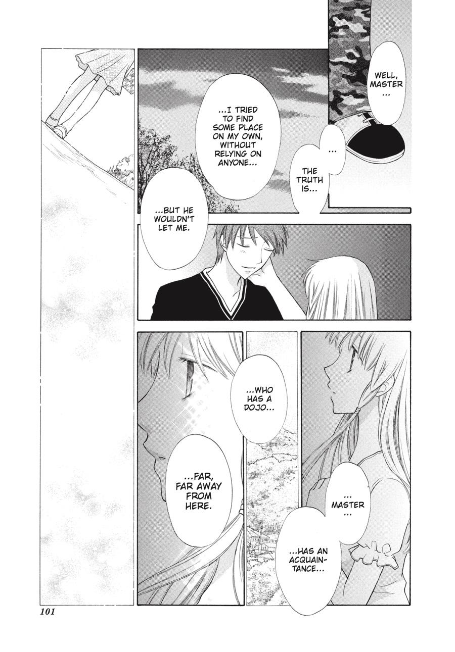 Fruits Basket, Chapter 135 image 003