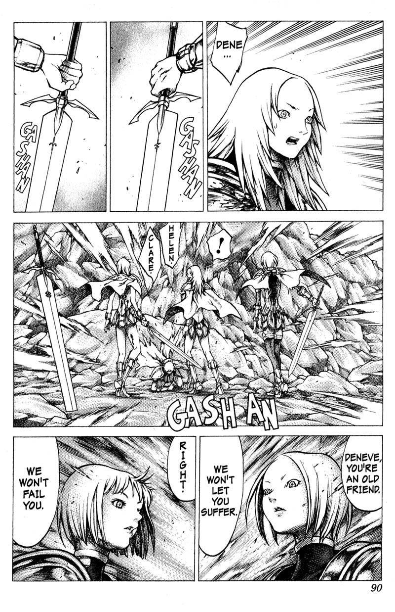 Claymore, Chapter 30 image 021