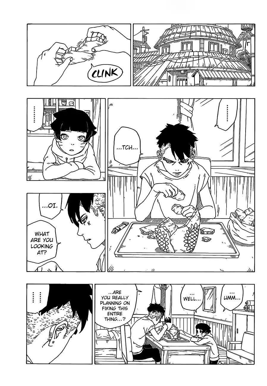 Boruto Manga, Chapter 30 image 003