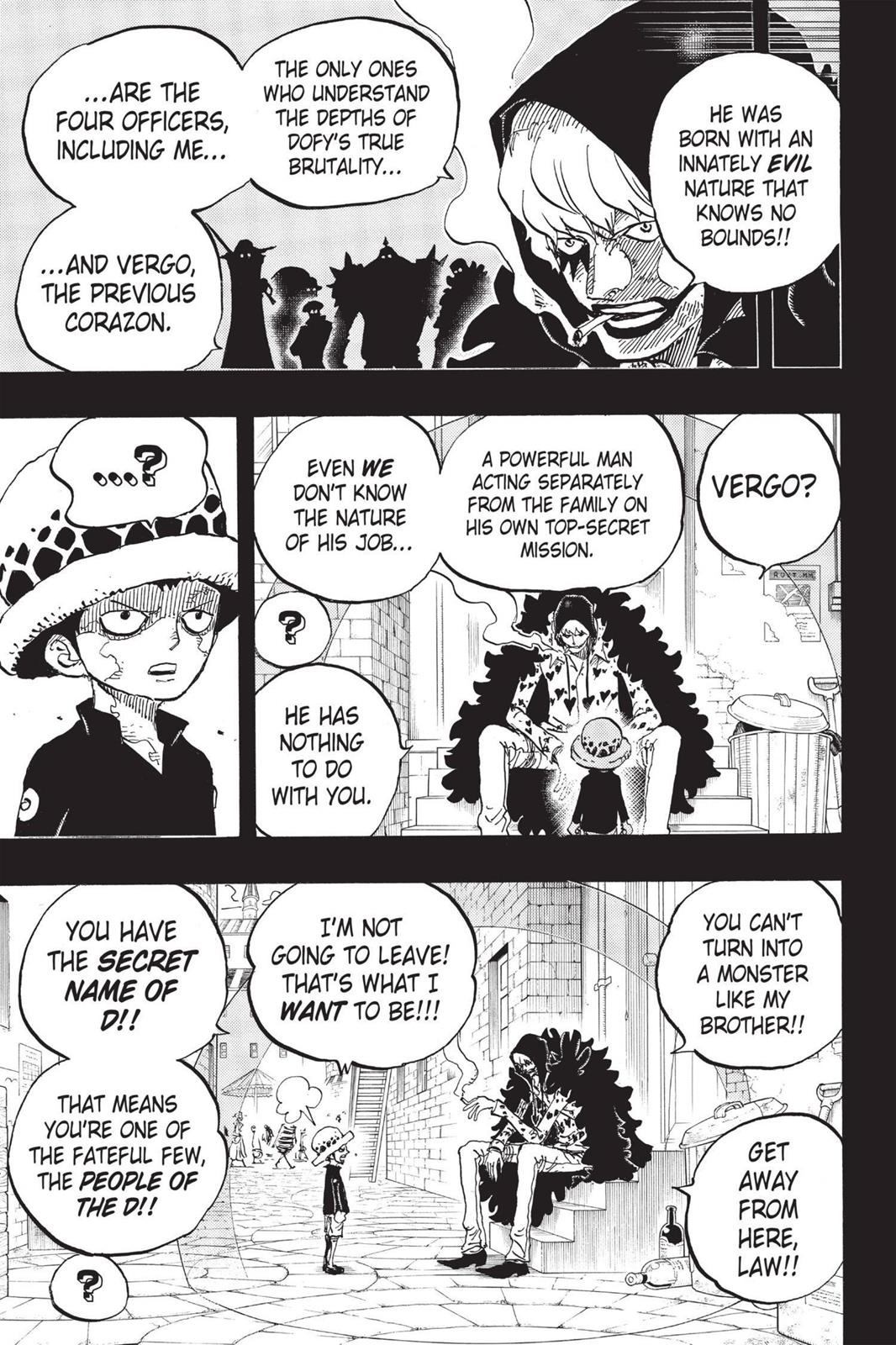 One Piece, Chapter 764 image 016