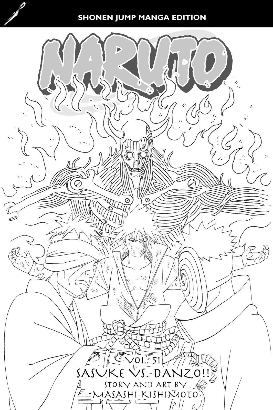 Naruto, Chapter 474 image 004