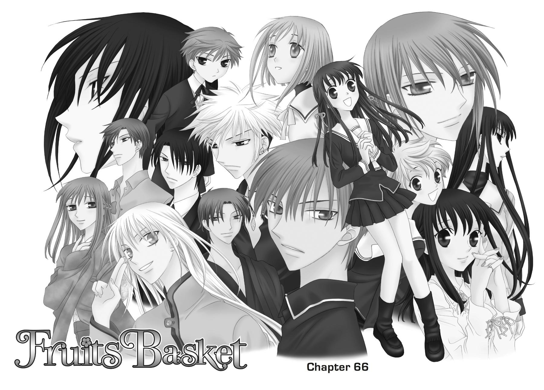 Fruits Basket, Chapter 66 image 001