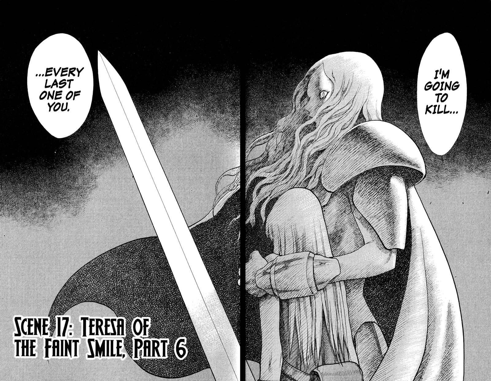Claymore, Chapter 17 image 002