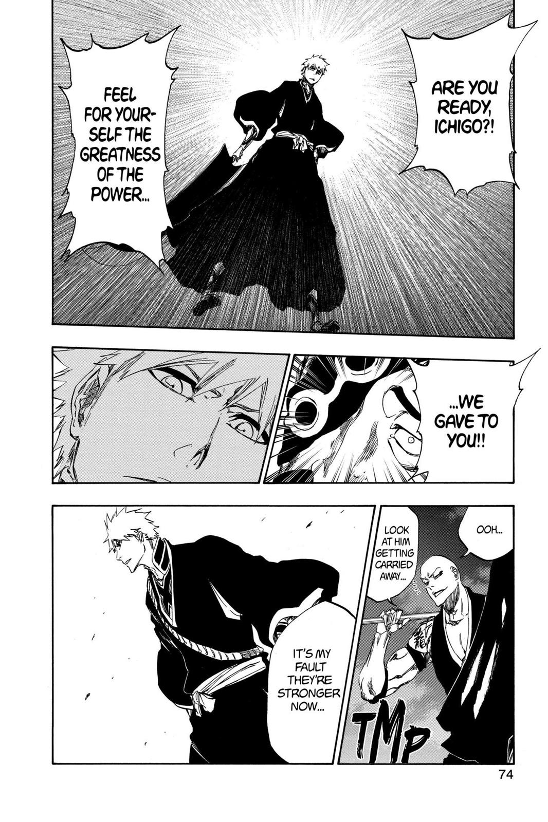 Bleach, Chapter 463 image 005