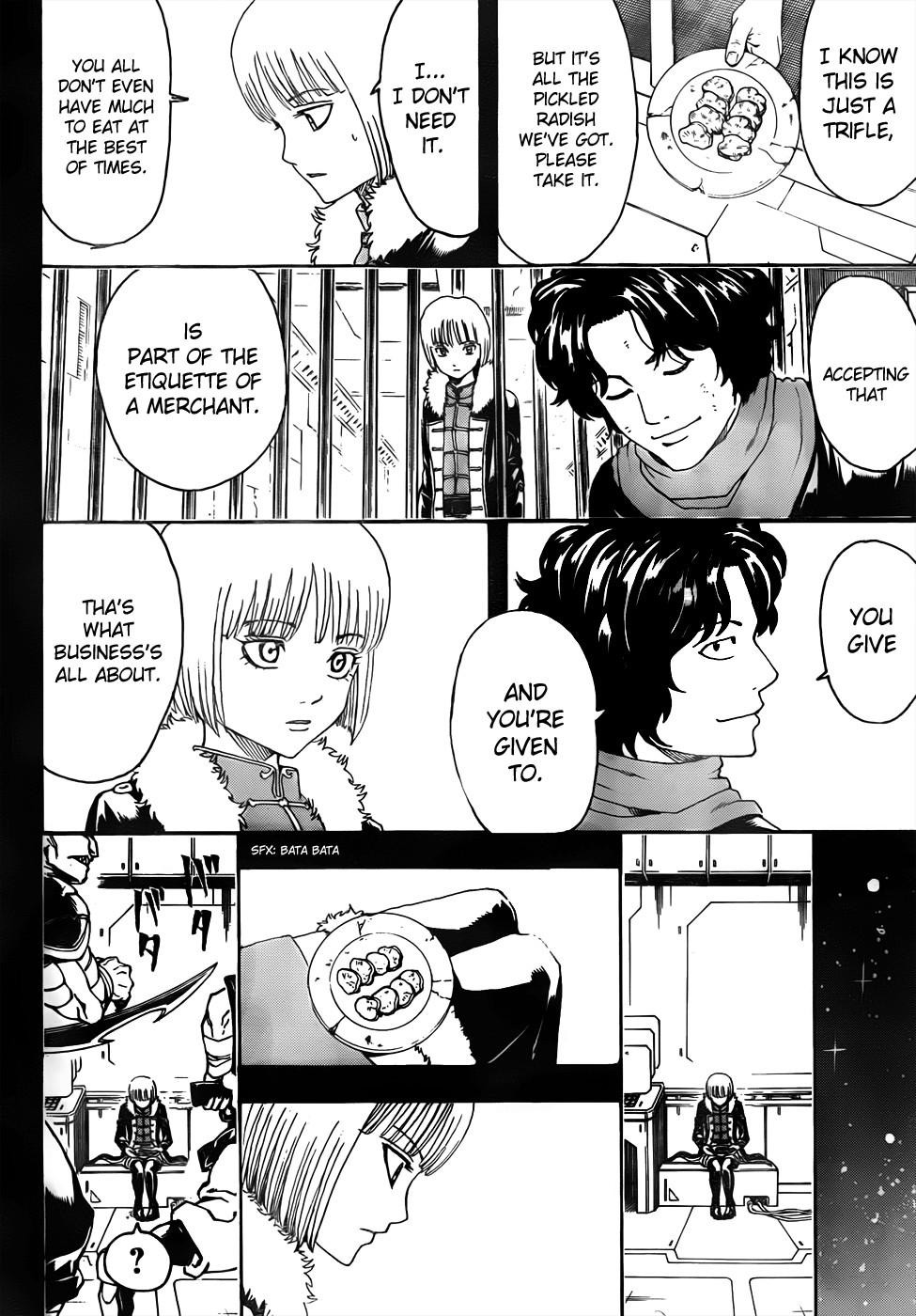 Gintama Chapter, 478 image 016