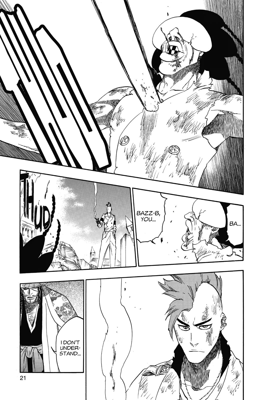 Bleach, Chapter 623 image 021