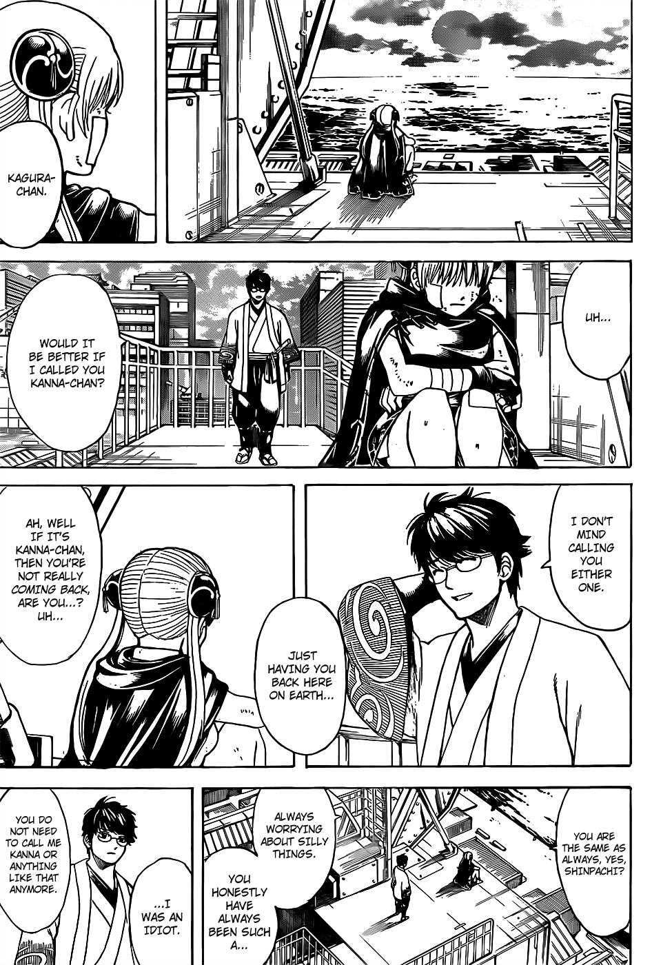 Gintama Chapter, 678 image 009
