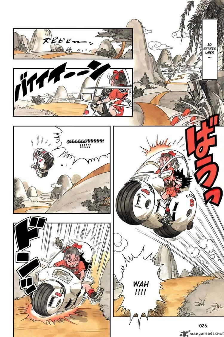 Dragon Ball, Chapter 1 image 028