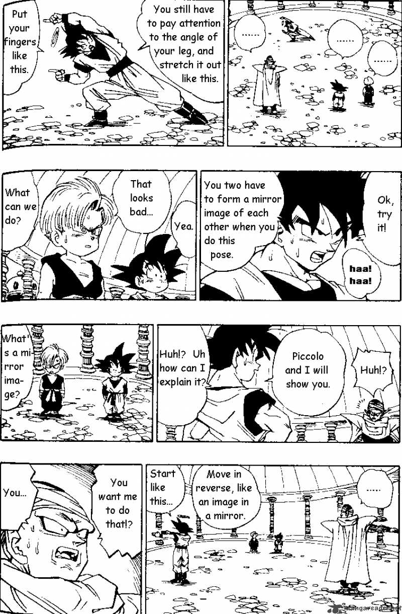 Dragon Ball, Chapter 478 image 003