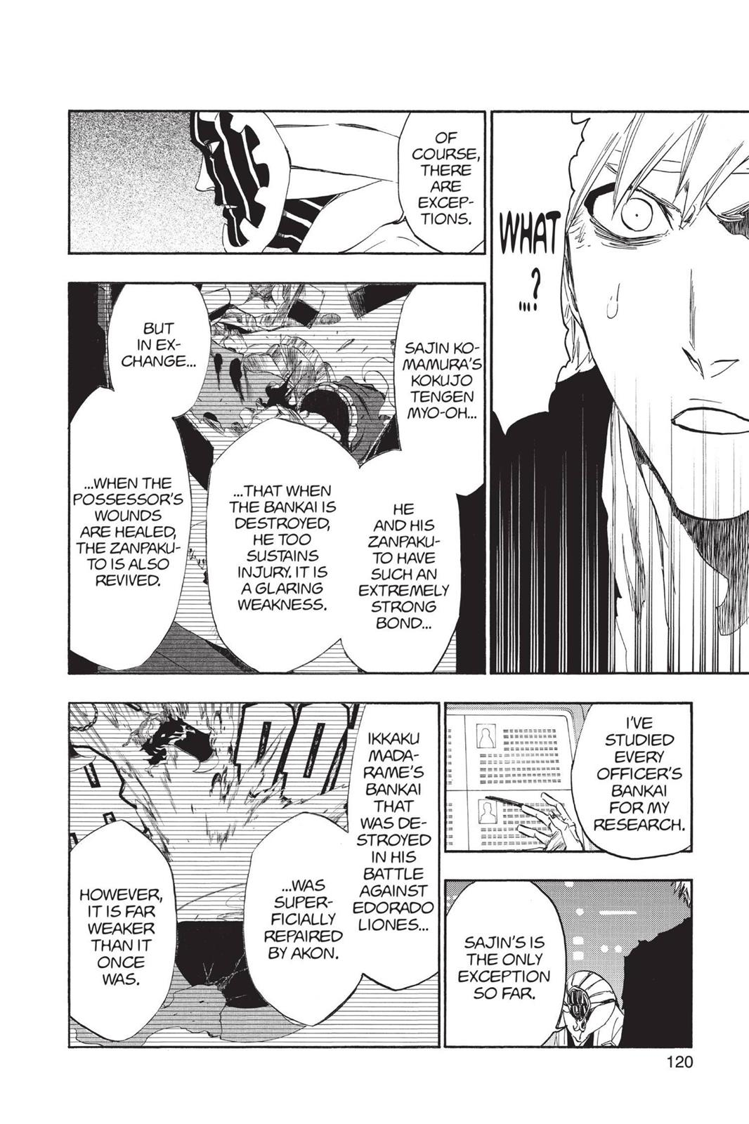 Bleach, Chapter 516 image 004