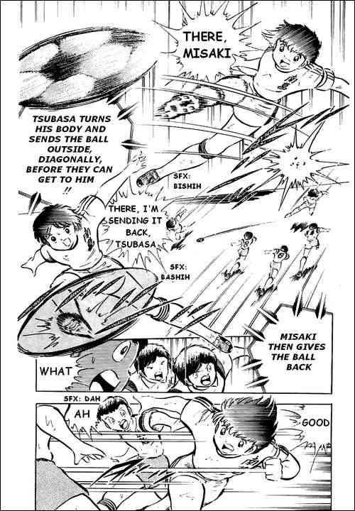 Captain Tsubasa, Chapter 31 image 049