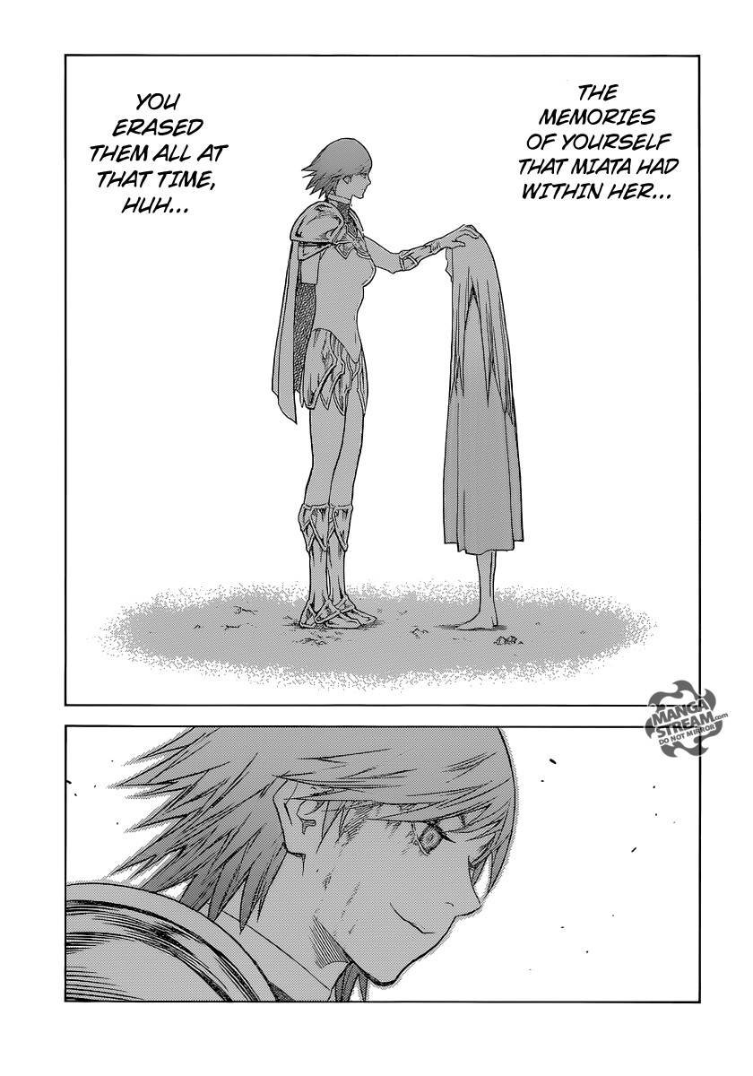 Claymore, Chapter 143 image 005