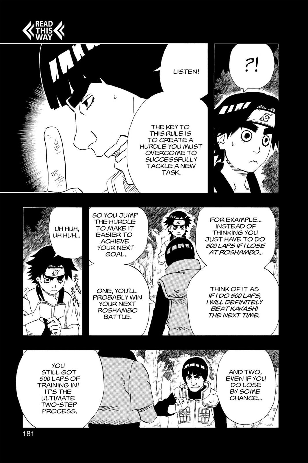 Naruto, Chapter 180 image 015
