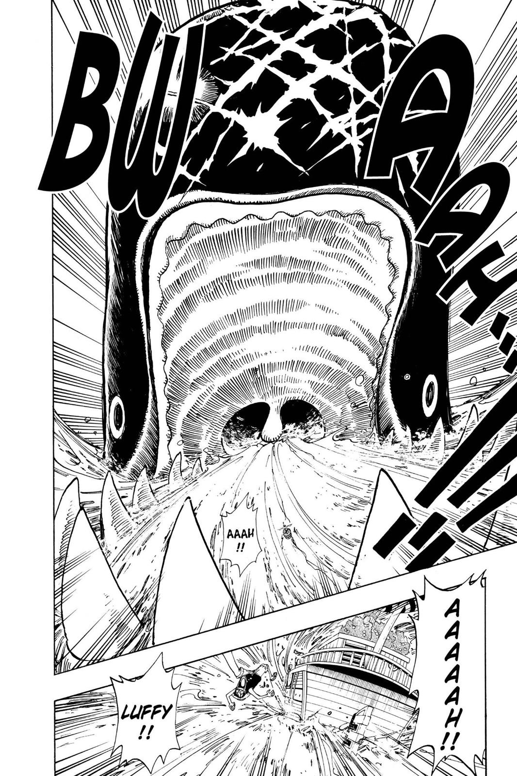 One Piece, Chapter 102 image 012