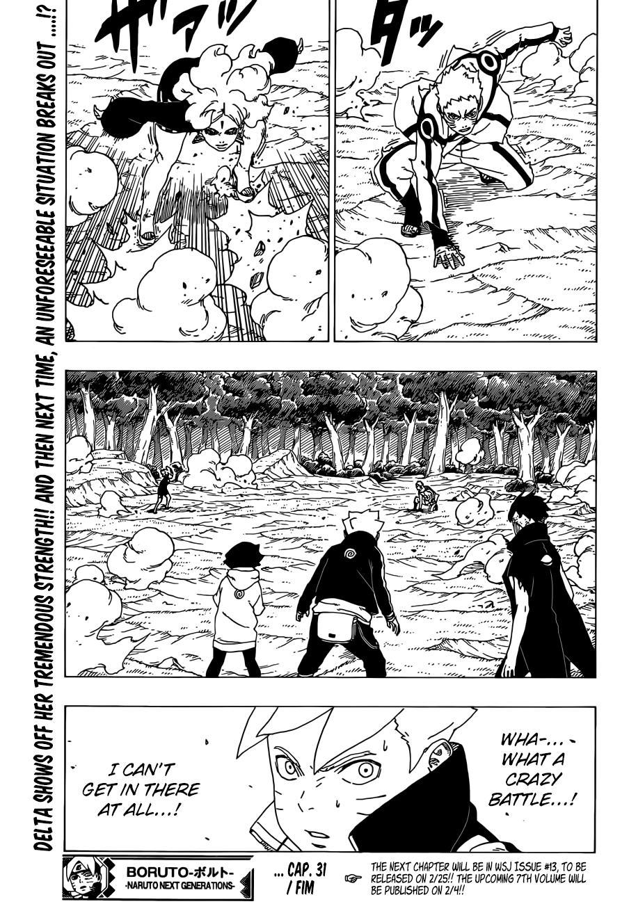 Boruto Manga, Chapter 31 image 040