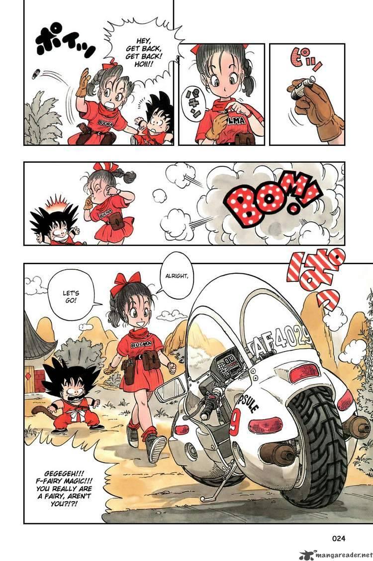 Dragon Ball, Chapter 1 image 026