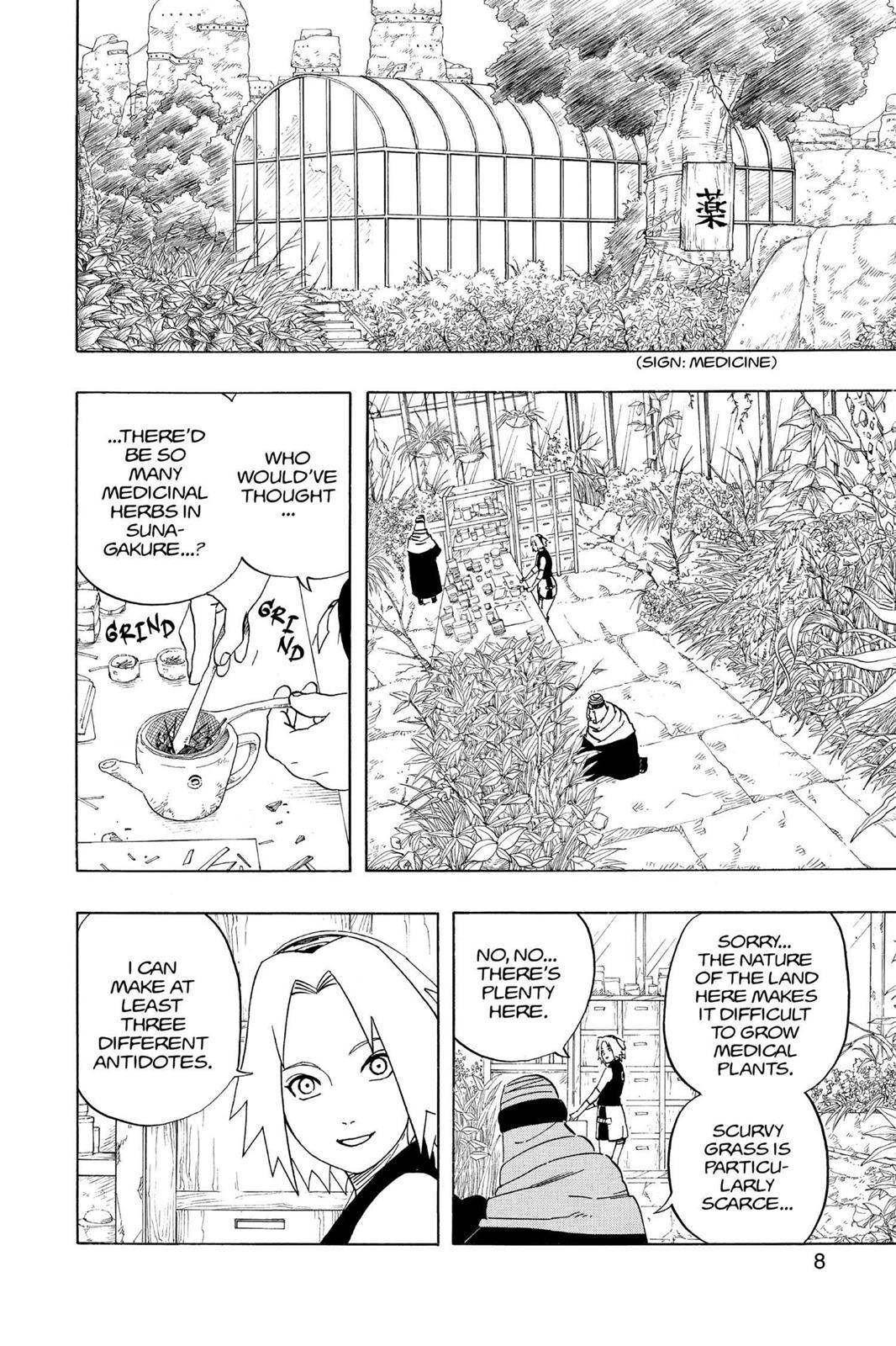 Naruto, Chapter 254 image 009