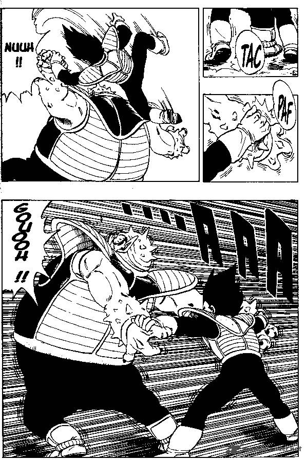 Dragon Ball, Chapter 257 image 009