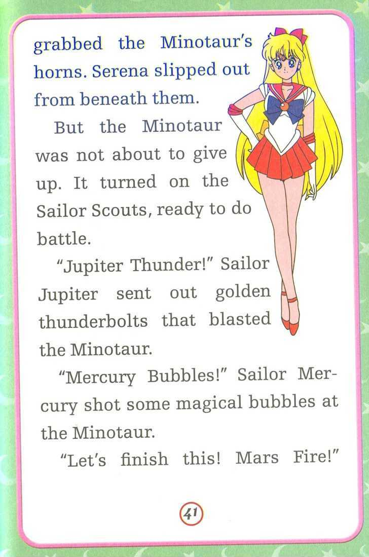 Sailor Moon, Cahpter 1.1 image 086