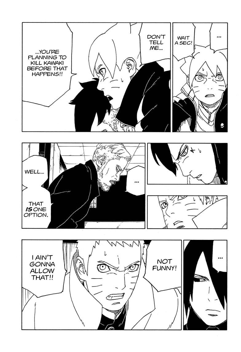 Boruto Manga, Chapter 47 image 017