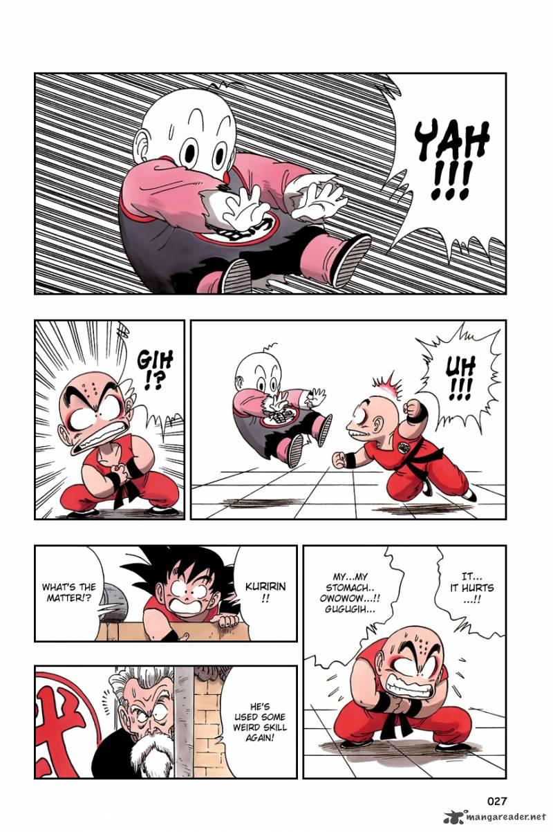 Dragon Ball, Chapter 121 image 009
