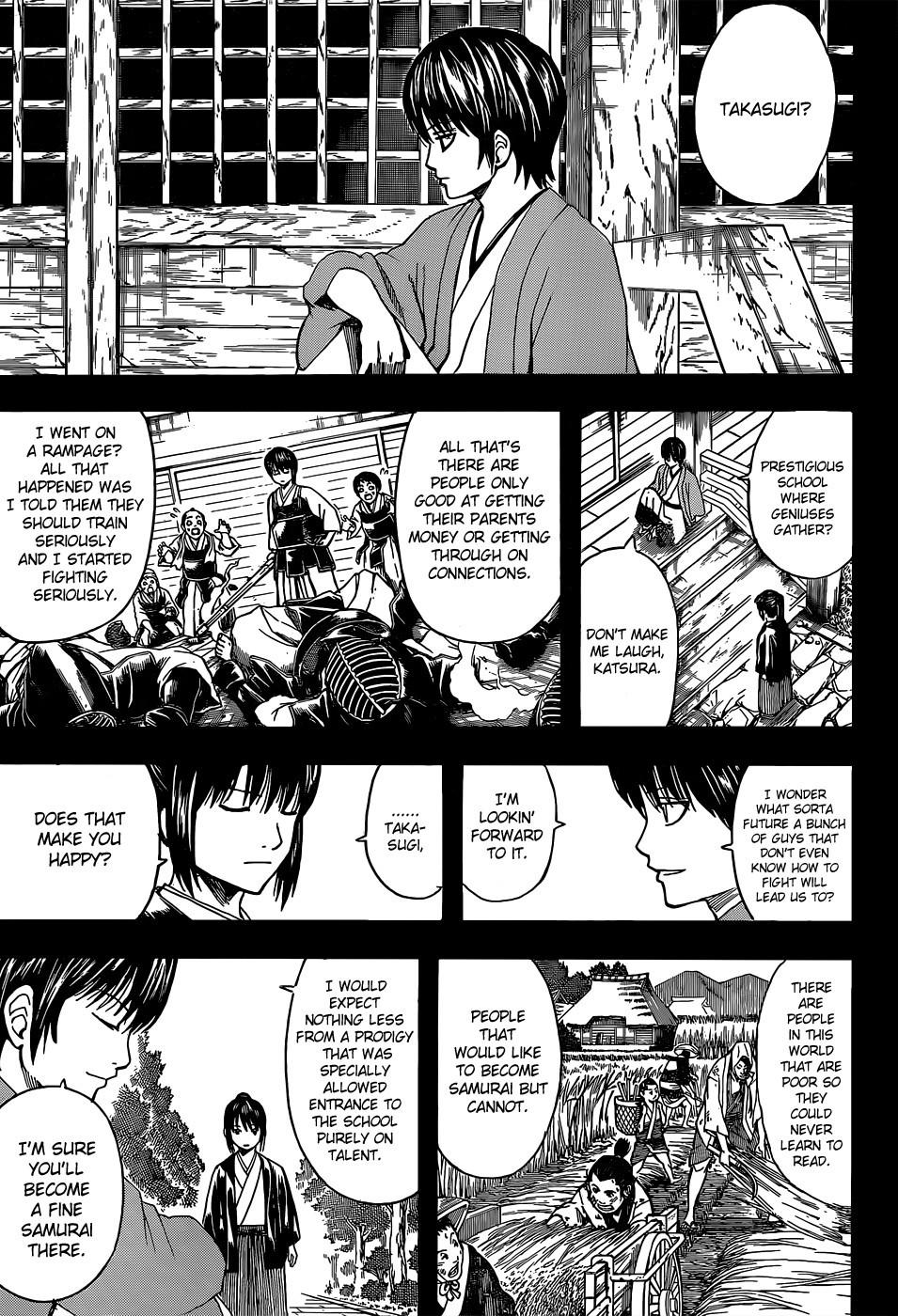 Gintama Chapter, 516 image 013