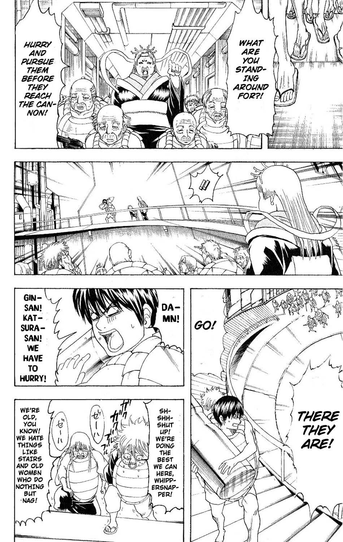 Gintama Chapter, 181 image 009